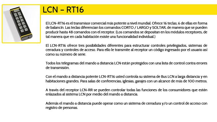 LCN-RT16